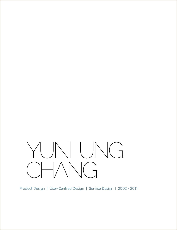 Visting Card Yunlung S Portfolio By Yunlung Chang Issuu
