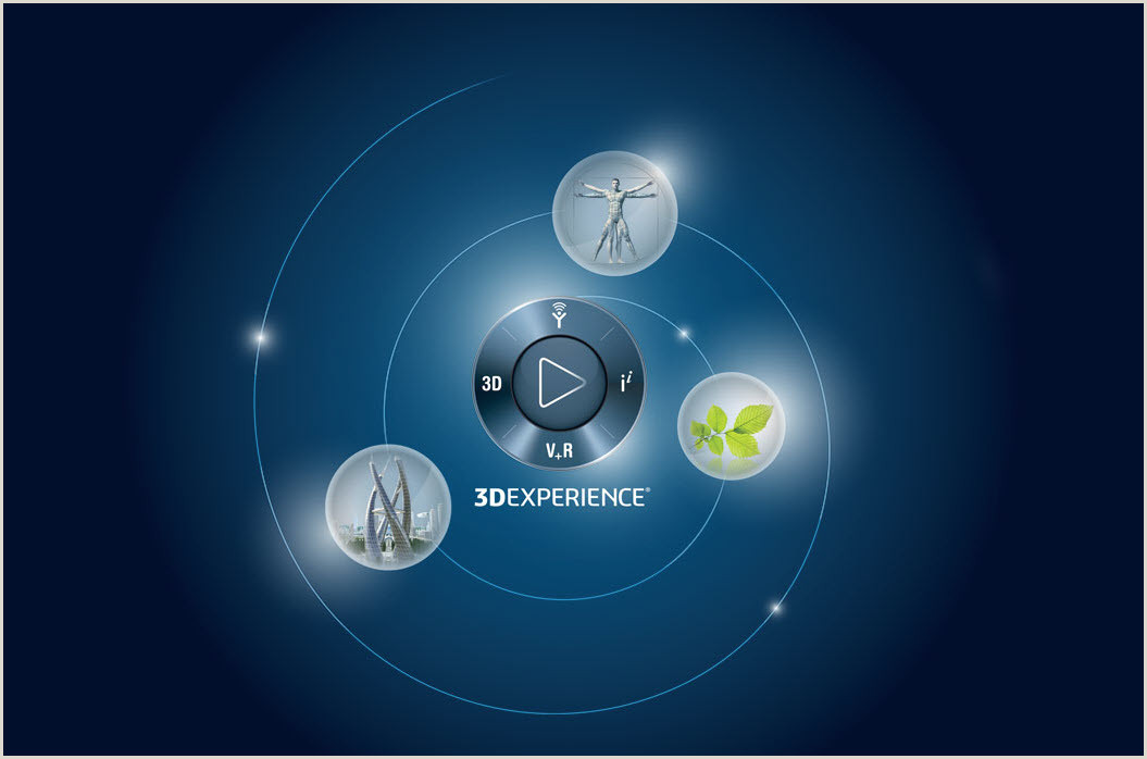 Visual Business Cards 3dexperience New Releases Dassault Syst¨mes