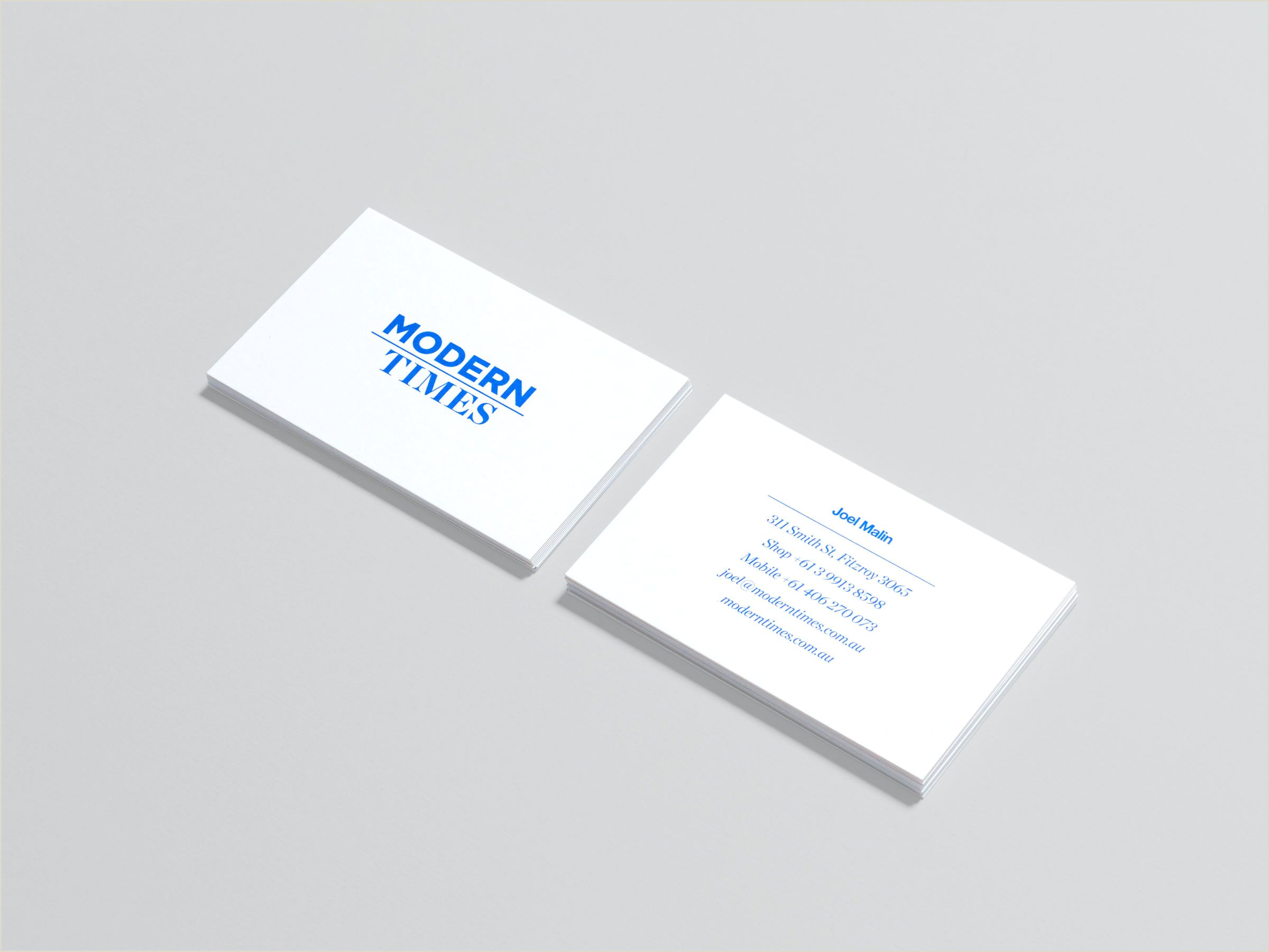 Visual Business Cards Business Cards Branding Collateral Designed By Self Titled