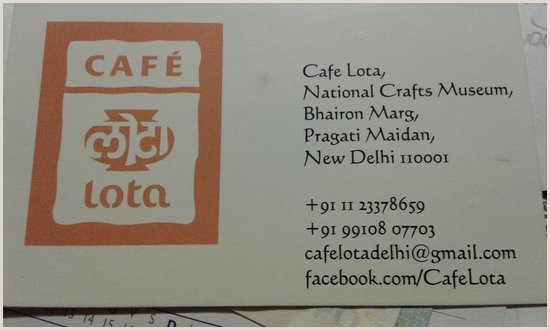 What Info Should Be On A Business Card Business Card Of The Restaurant If Full You Will Have To