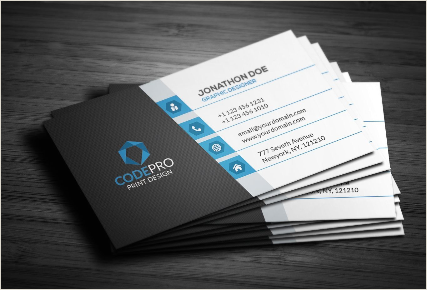 What Information Goes On A Business Card What Information To Put On A Business Card Blog