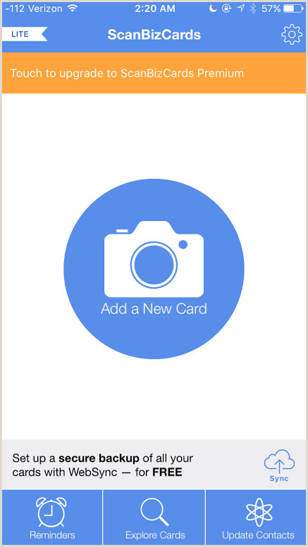 What Is The Best Business Cards App 5 Apps To Help You Digitally Organize Business Cards