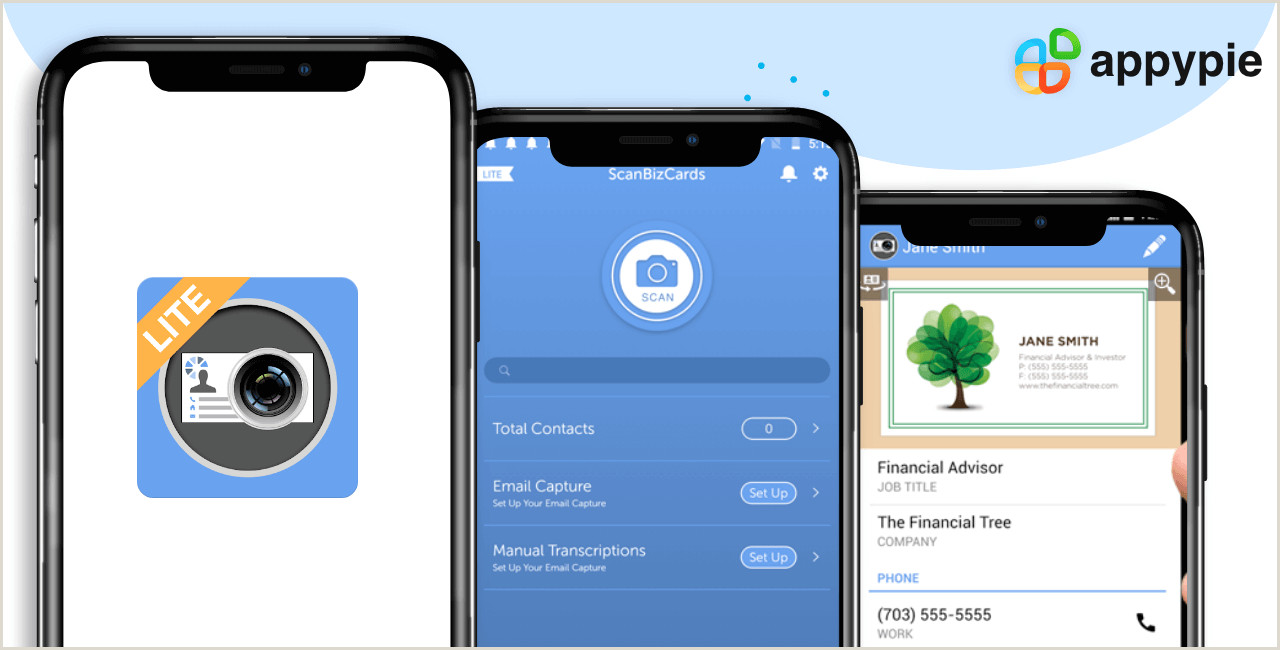 What Is The Best Business Cards App Best Business Card Scanner Apps [free Business Card Reader