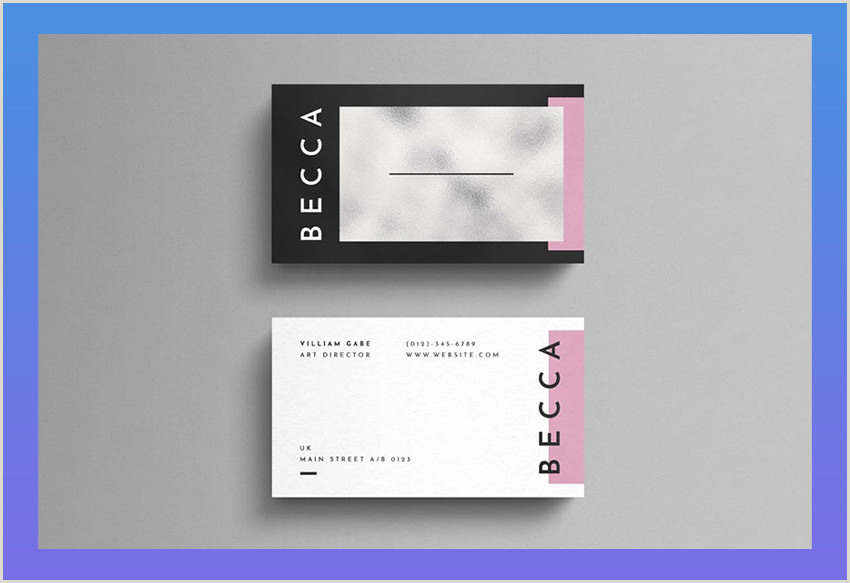 What To Put On A Personal Business Card What To Put On Your Personal Business Card Best Examples