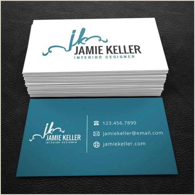 Where Do They Make Business Cards Designs Design Business Card Adobe Illustrator To Her