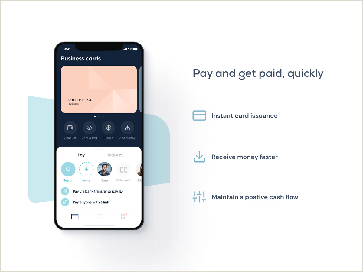 Where To Leave Business Cards Invest In Parpera S Equity Crowdfund Through Equitise