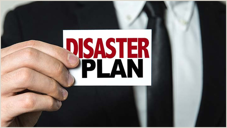 Which Of The Following Is A Good Rule To Follow When Using Business Cards? Disaster Planning Should Include Employment Laws