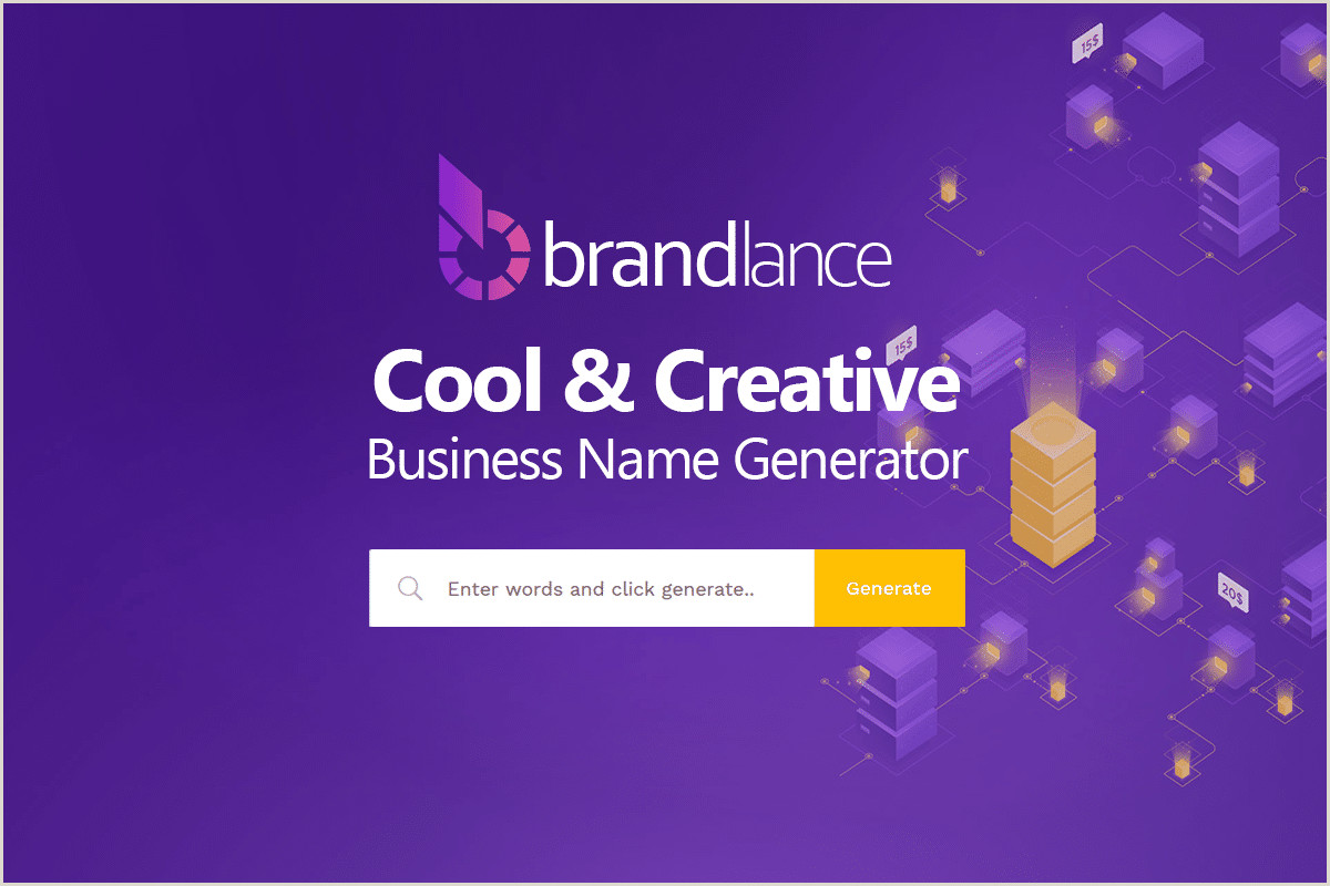 Whimsical Names For A Business 2020 Cool & Creative Business Names Ideas List Brandlance