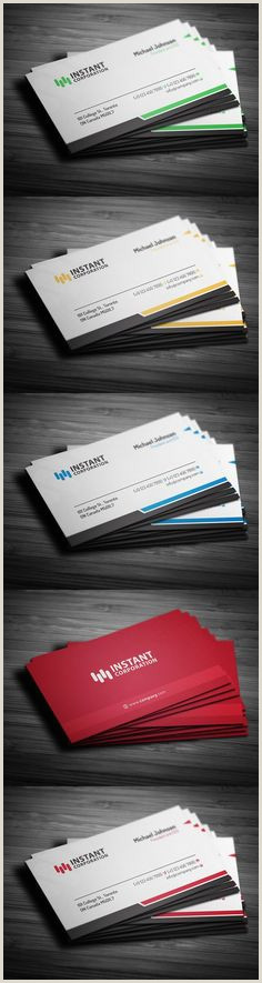 Who Makes Business Cards 500 Best Business Cards Designs Images