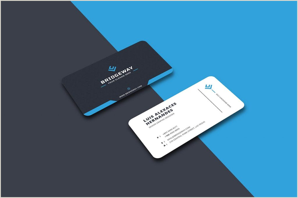 Who Makes Business Cards Best Business Card Design 2020 – Think Digital