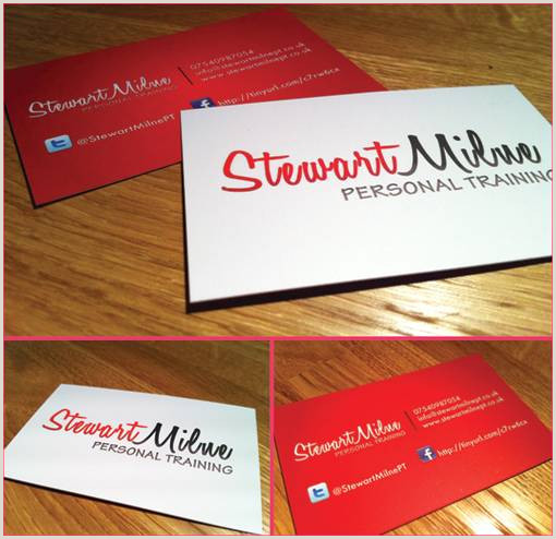 Who Makes The Best Business Cards 30 Outstanding Business Cards – Nd