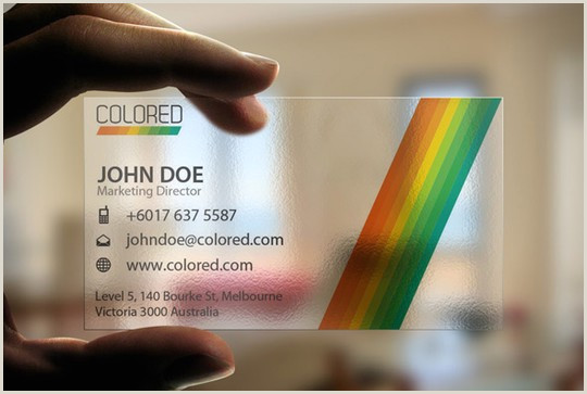 Who Makes The Most Unique Business Cards 77 Unique Business Cards That Will Boost Your Creativity