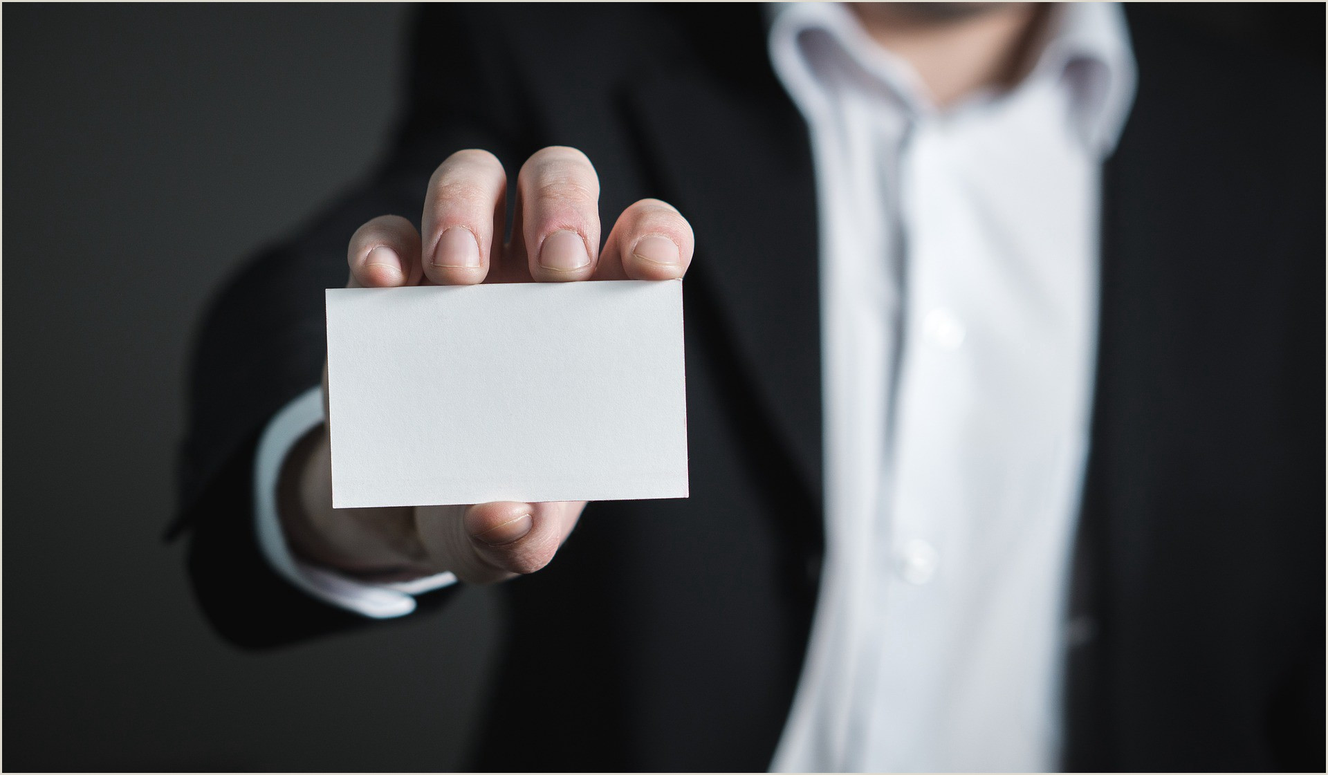 Why Business Cards Are Important 10 Reasons Why Business Cards Are Important In The Digital