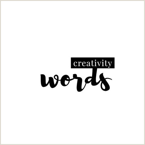 Words Related To Creativity And Design 50 Best Words For Creatives & Designers Images