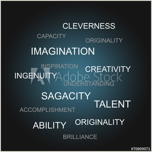Words Related To Creativity And Design 63 Words To Creativity Creativity Synonyms