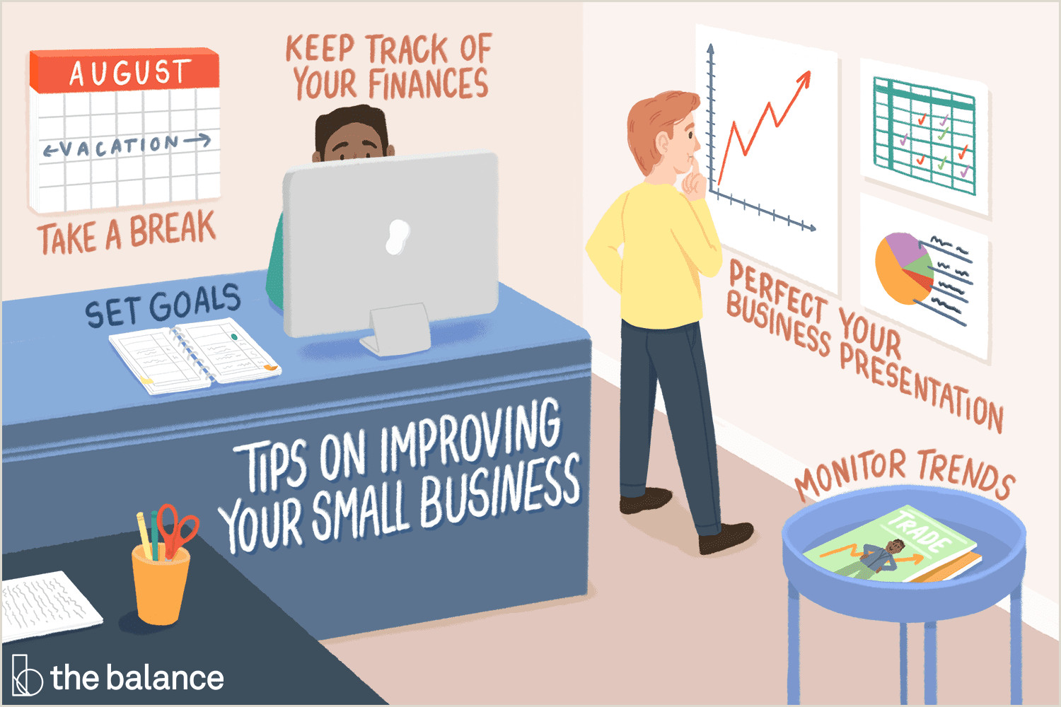 Writing On Business Cards 10 Straightforward Ways To Improve Your Small Business