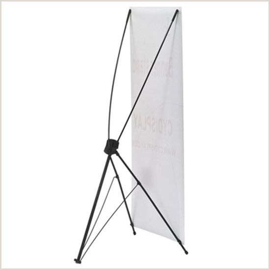 X Banner Stands X Banner Stand Model C1