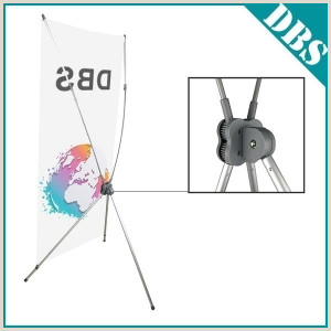 X Style Banner Stand X Style Banner Stand X Style Banner Stand For Sale