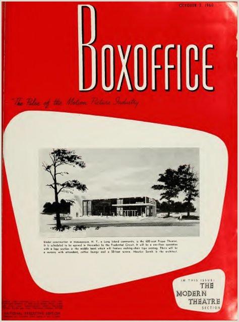 Yakima Best Business Cards Espanol Boxoffice October 03 1960