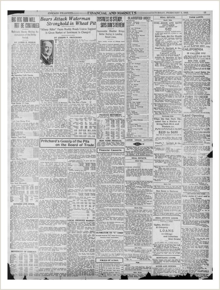 Yakima Best Business Cards Espanol Chicago Examiner Vol 8 No 40 Chicago Examiner 1908 1918
