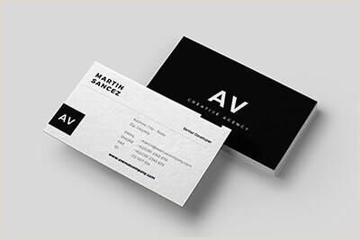 2020 Best Business Cards Designs 20 Best Modern Business Card Templates 2020 Word Psd