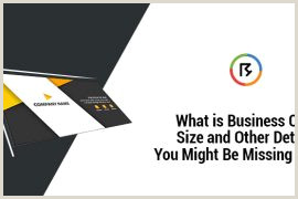 2020 Best Business Cards Designs Best Business Card Designs Trending In 2020