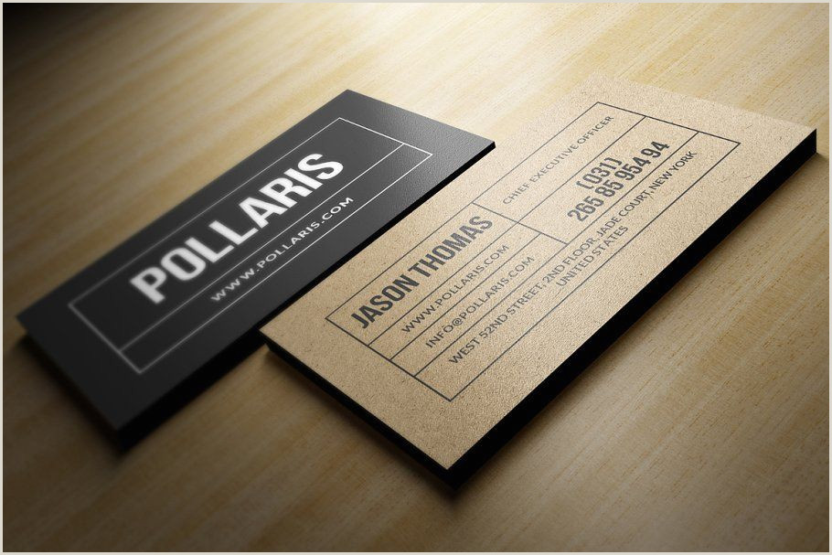 A Buisness Card 50 Monster Business Card Bundle