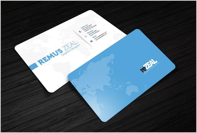 A Business Cards Business Card Template Rezeal