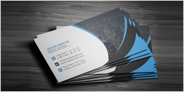 A Business Cards Free Business Card Templates You Can Today