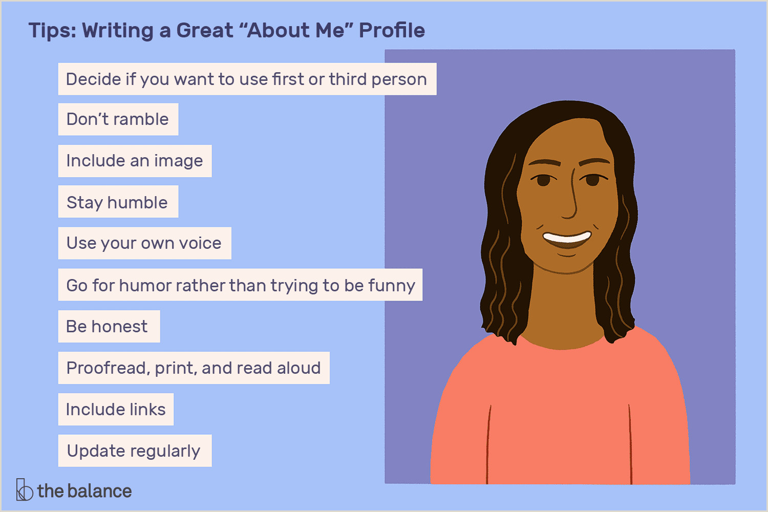 About Me Sample For Blog How To Write A Perfect About Me Page With Examples