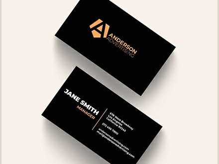 Advertising Agency Business Cards 10 Agency Business Card Templates Illustrator Indesign