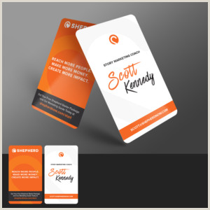 Advertising Agency Business Cards Digital Marketing Business Cards