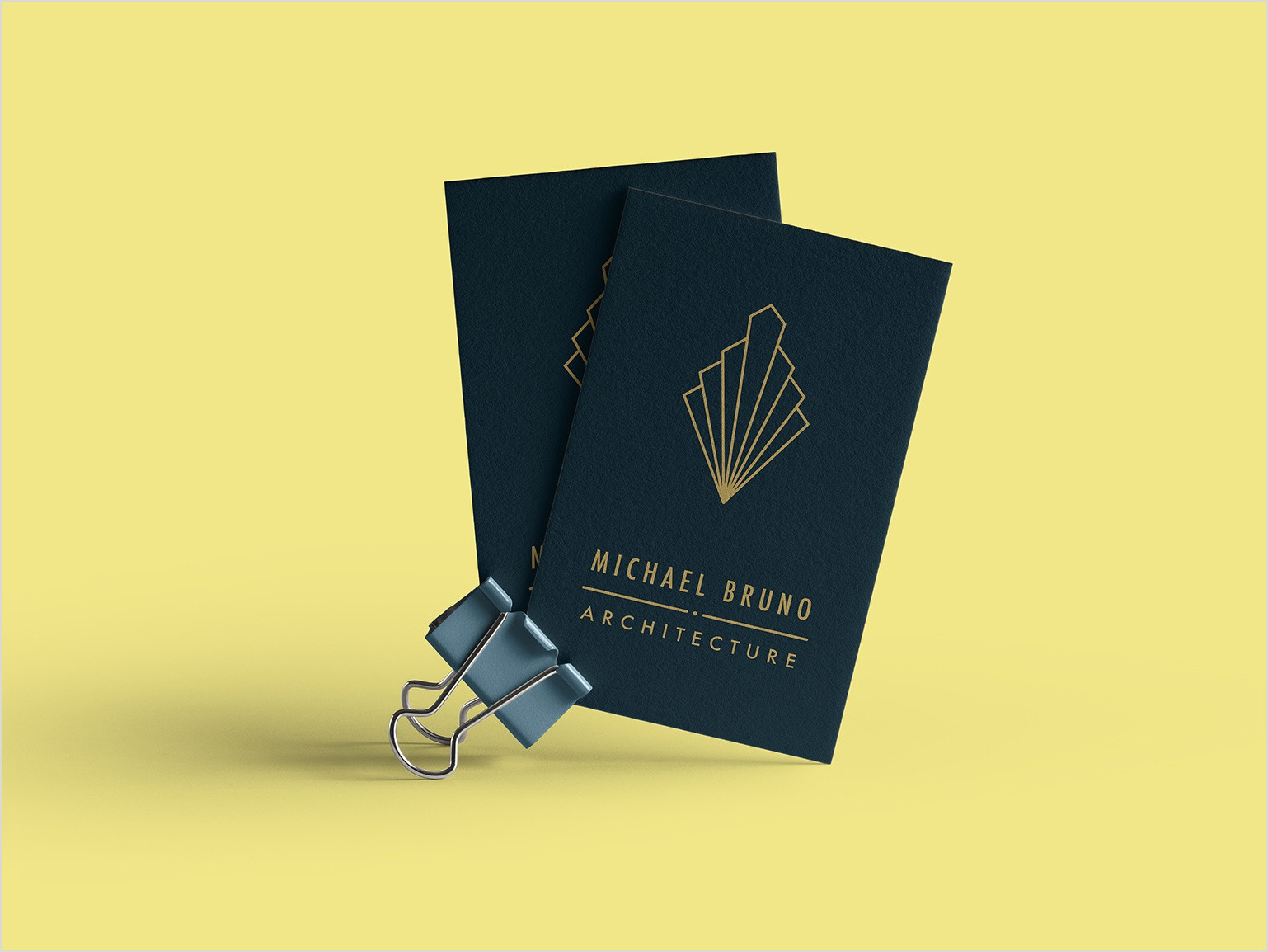 Art Business Card Art Deco Business Card By Ur Cem On Dribbble