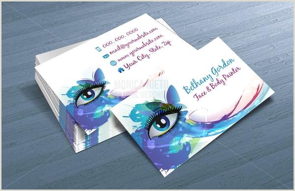 Art Business Card Ideas 21 Artistic Business Card Templates In Word Psd Apple