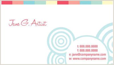 Art Business Card Ideas Art & Design Business Cards Print Design Gallery Free Art