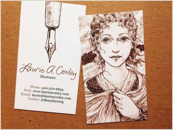 Art Business Card Ideas New Business Cards