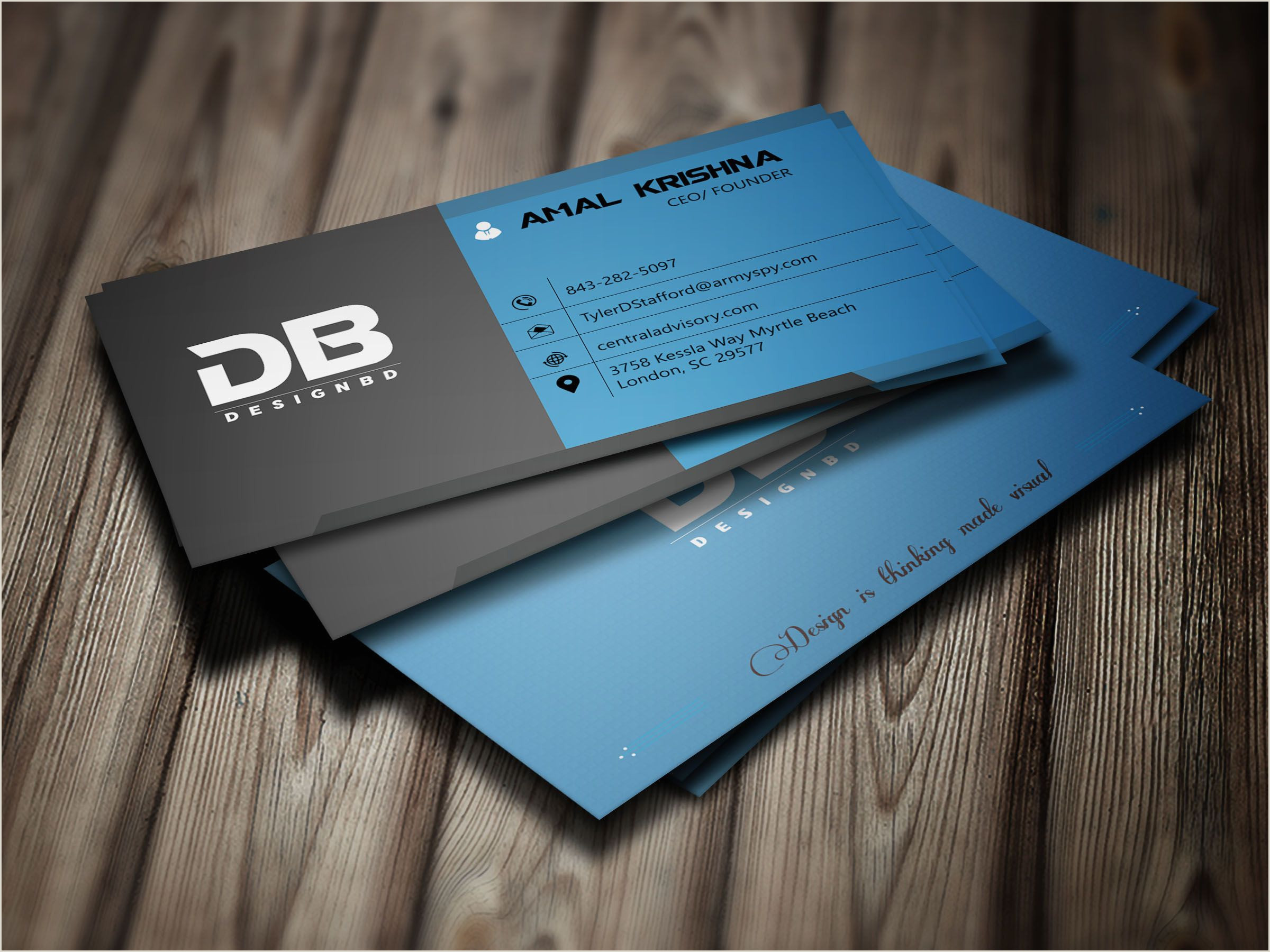 Art Business Card Looking For Business Card Design Just Ly Say Hello