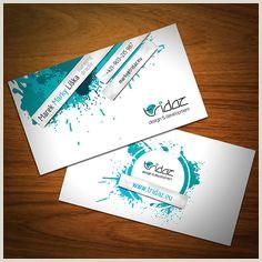 Artist Business Card Designs 90 3d Business Cards Ideas
