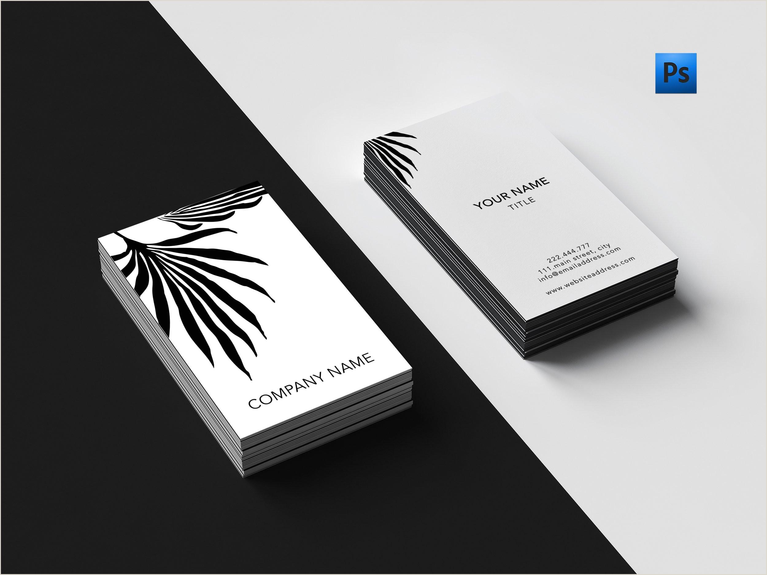 Artistic Business Cards Beautiful Art Business Card