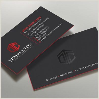 Award Winning Business Card Design 99designs Business Card