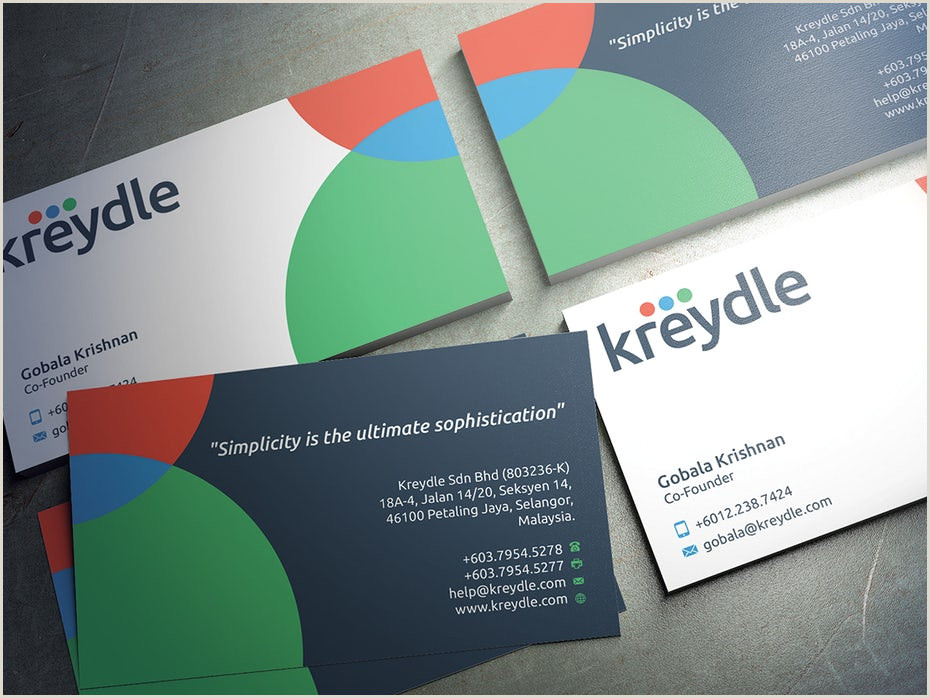 Awesome Business Card Design 28 Top Business Card Ideas That Seal The Deal