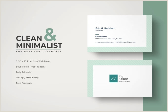 Back Of Business Card 500 Best Business Card Images In 2020