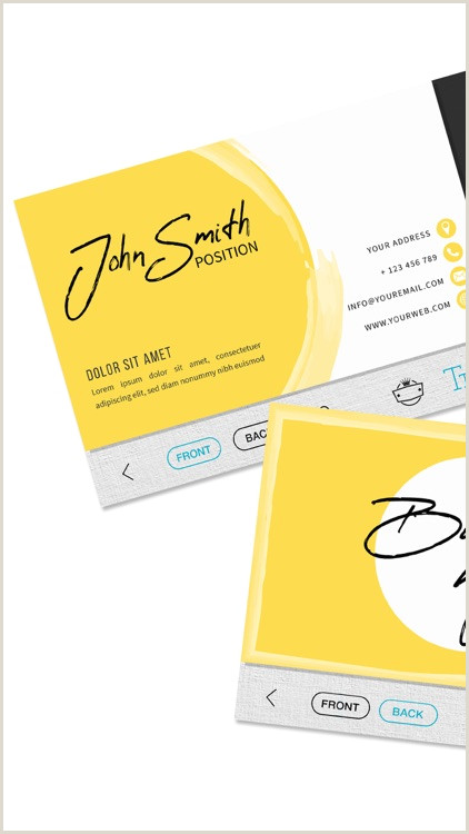 Back Of Business Card Business Card Editor By Patel Rajendrakumar