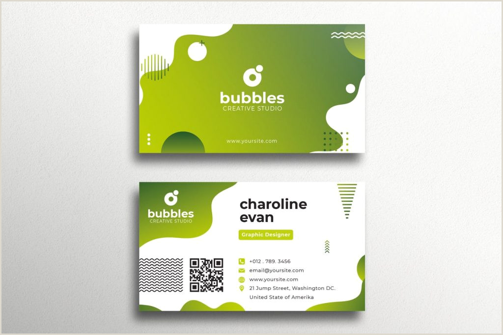 Back Of Business Cards Best Business Card Design 2020 – Think Digital
