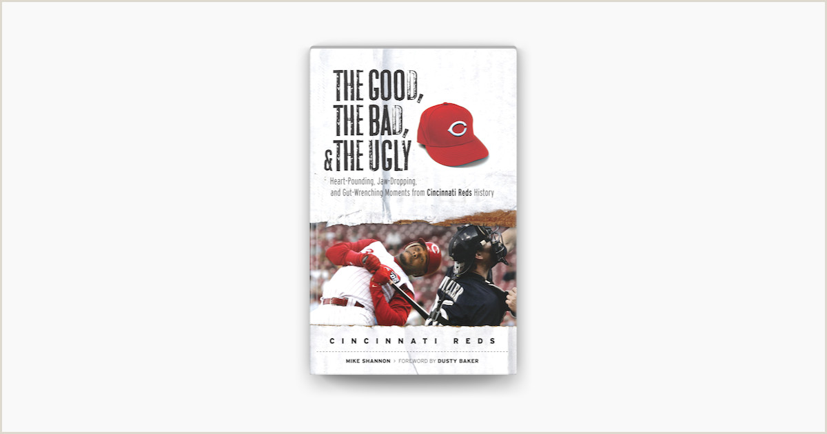 Bad Business Card the Good The Bad & The Ugly Cincinnati Reds