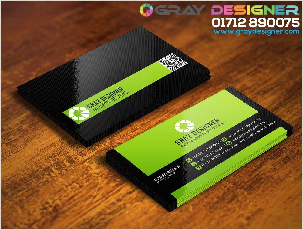 Best Affordable Business Cards Gray Designer Visiting Card 113 999—760