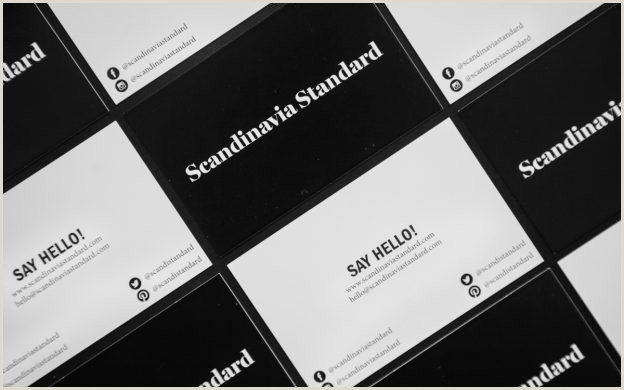 Best Affordable Business Cards Scandinavia Standard Design Culture & Travel For