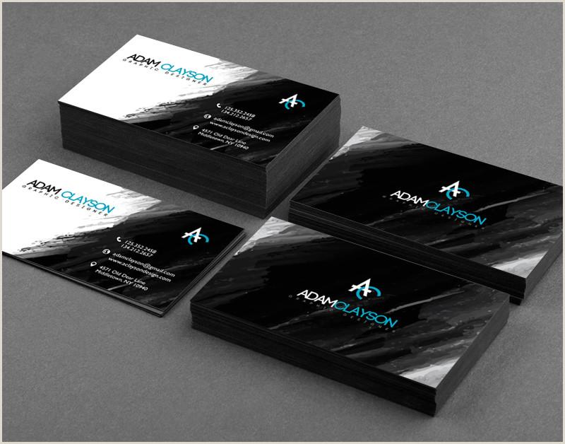 Best Black Business Cards 25 Stunning Black Business Cards For Print Design