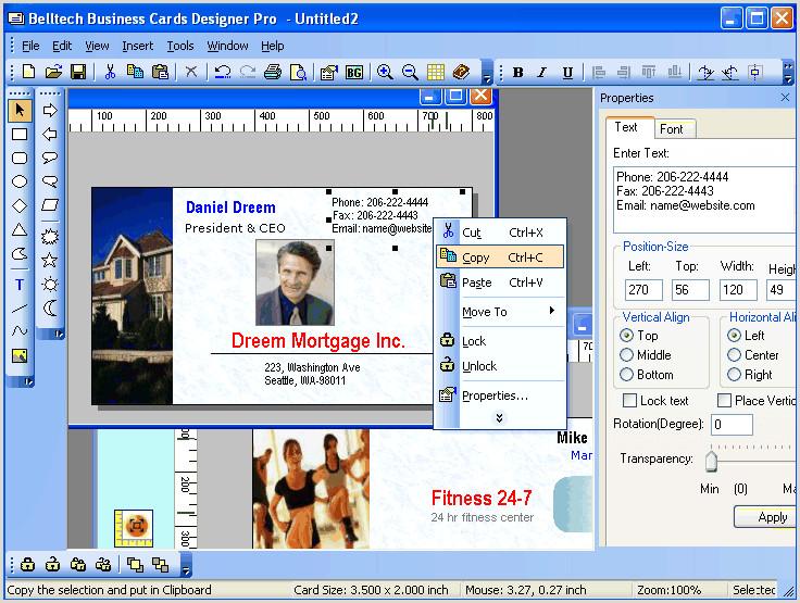 Best Business Card Design Software Business Card Designer Alternatives And Similar Software