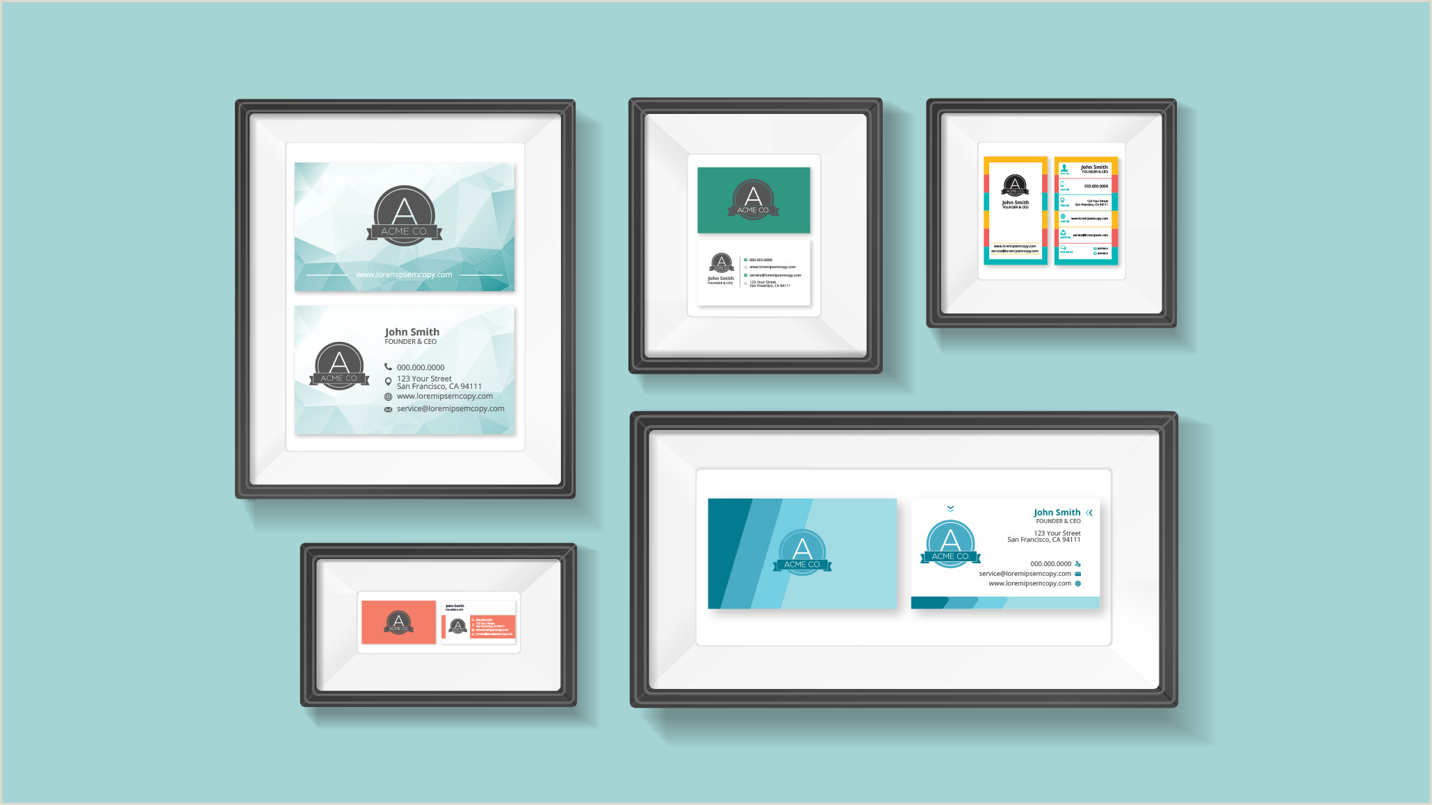 Best Business Card Designs 28 Top Business Card Ideas That Seal The Deal